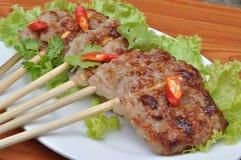 Geroosterd varkensvlees Stock Fotografie