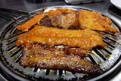 Geroosterd varkensvlees Stock Afbeeldingen