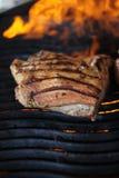 Geroosterd Varkensvleesborststuk Stock Afbeeldingen
