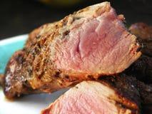 Geroosterd vlees Royalty-vrije Stock Foto