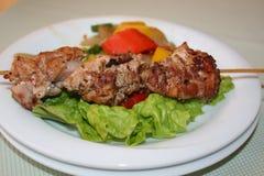 Geroosterd vlees royalty-vrije stock foto's