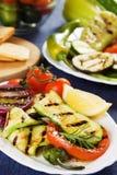 Geroosterde groente Royalty-vrije Stock Foto