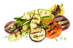 Geroosterde groente Stock Afbeeldingen