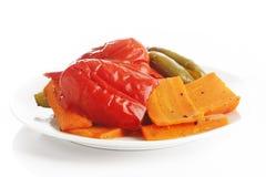 Geroosterde groenten Royalty-vrije Stock Fotografie