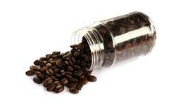 Geroosterde koffie Stock Foto