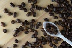 Geroosterde koffie Royalty-vrije Stock Afbeelding