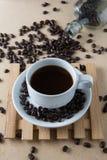 Geroosterde koffie Stock Afbeelding