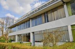 Gerrit Rietveld Housing Block, Erasmuslaan, Utrecht Fotografia Stock