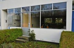 Gerrit Rietveld Housing Block Model-Haus, Erasmuslaan, Utrecht Lizenzfreie Stockbilder