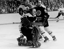 Gerry Cheevers Boston Bruins Stock Photography