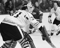 Gerry Cheevers Stock Images