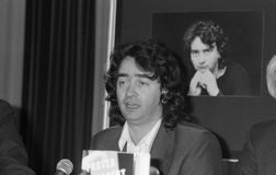 Gerry Conlon Royalty Free Stock Photo