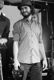 Gerry Paul und das Elefant-Band Lizenzfreie Stockfotografie