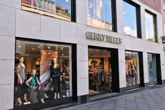 Gerry Weber fashion Stock Photography