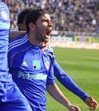 Gerson Magrao of Dynamo Kiev Stock Image
