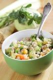 Gerste und Gemüse Ragout stockbilder