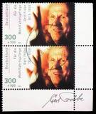 Gert Frobe, aide sociale : Serie international d'acteurs de film, vers 2000 photo libre de droits