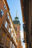 gertrude kościelny święty Zdjęcie Royalty Free