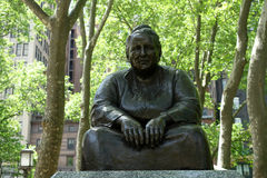 Gertrude Stein Statue Stock Image