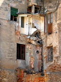 Geruïneerd huis Stock Fotografie