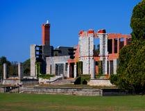 Geruïneerd kasteel Royalty-vrije Stock Fotografie