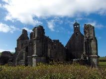 Geruïneerde abdij Royalty-vrije Stock Foto's