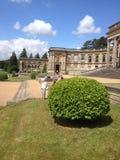 Geruïneerde Manor stock afbeelding