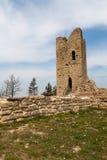 Geruïneerde toren royalty-vrije stock foto