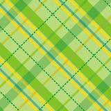 Geruit patroon vector illustratie