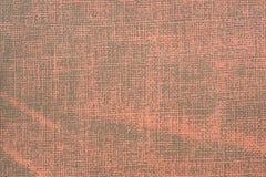Geruit patroon op pakpapierachtergrond stock afbeeldingen