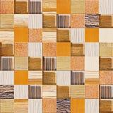 Geruit patroon - verschillende kleuren royalty-vrije stock afbeeldingen