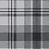 Geruit Schots wollen stof, geruite naadloze stoffenachtergrond vector illustratie