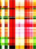 Geruit Schots wollen stofontwerp voor kleding Abstract idee als achtergrond stock illustratie