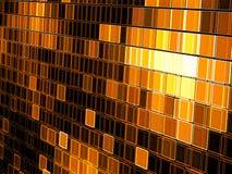 Geruite achtergrond - abstract digitaal geproduceerd beeld Royalty-vrije Stock Afbeelding
