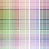 Geruite geometrische helder van het plaid naadloze patroon vector illustratie