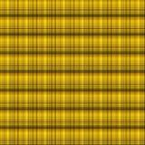 Geruite Schotse wollen stof, plaidpatroon Stock Foto