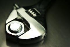 Gerundeter Schlüssel Stockfotos
