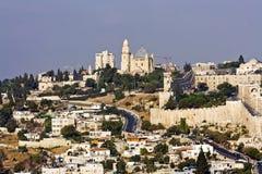 Gerusalemme Fotografia Stock Libera da Diritti