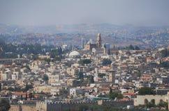 Gerusalemme Fotografie Stock Libere da Diritti