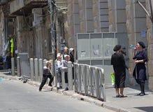 Gerusalemme fotografie stock