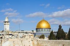 Gerusalemme 4 Fotografie Stock Libere da Diritti