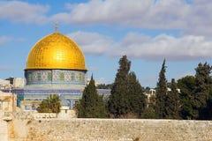 Gerusalemme 5 Immagini Stock