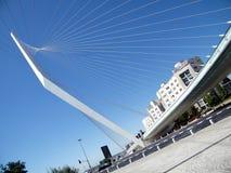 Gerusalemme il nuovo corde ponte maggio 2010 Immagini Stock