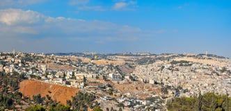 Gerusalemme Israele Fotografia Stock Libera da Diritti
