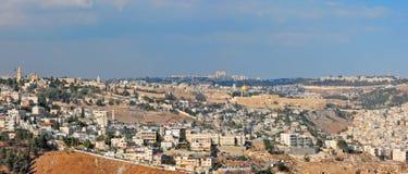 Gerusalemme Israele Fotografie Stock Libere da Diritti