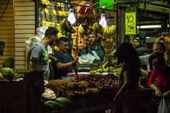 Gerusalemme, Israele Fotografie Stock Libere da Diritti