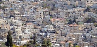 Gerusalemme orientale Fotografie Stock