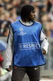 GERVINHO  AS ROME Stock Photography