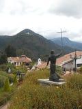 Gesù colombiano a Bogota fotografie stock
