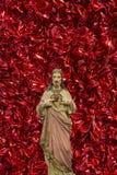 Gesù del figlio di Dio di Nazaret immagine stock libera da diritti